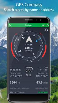 GPS Live Street View and Travel Navigation Maps screenshot 7