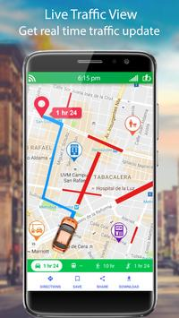 GPS Live Street View and Travel Navigation Maps screenshot 6