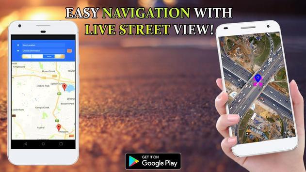 GPS Live Street View and Travel Navigation Maps screenshot 9