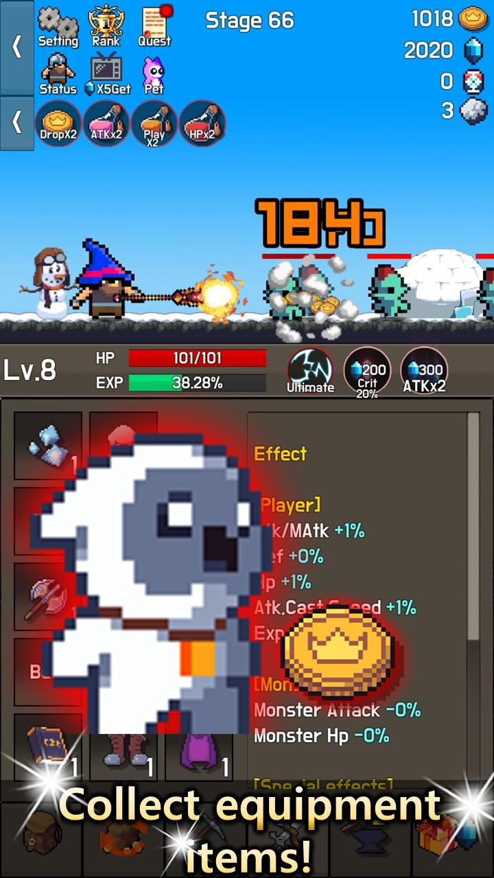 Idle Games 2020.Real Collect Rpg Hero Idle Rpg Game For Android Apk Download