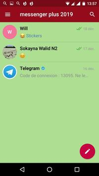 Messenger Plus 2019 screenshot 3