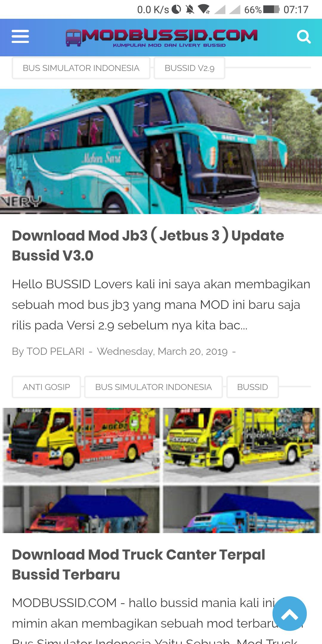 Modbussid com: Kumpulan Mod & Livery Bussid for Android - APK Download