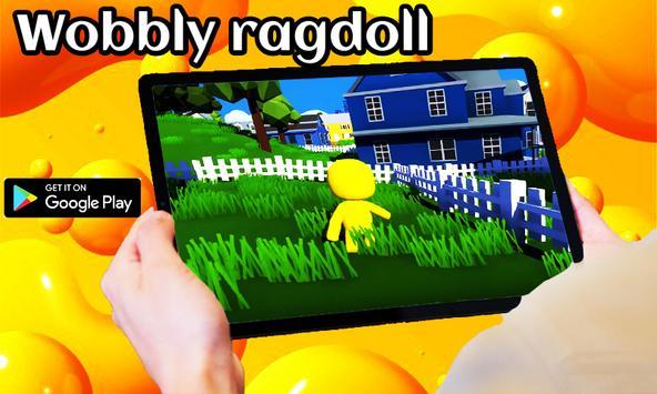 Wobbly life gameplay Ragdolls screenshot 17
