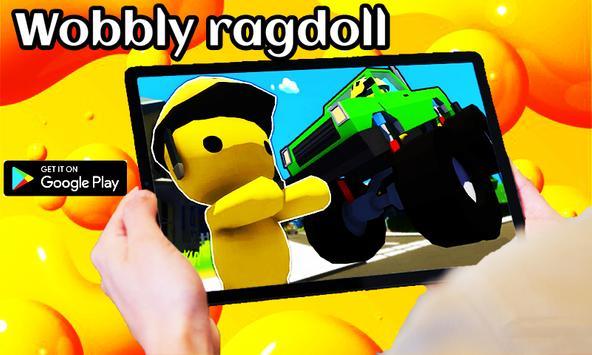 Wobbly life gameplay Ragdolls screenshot 1