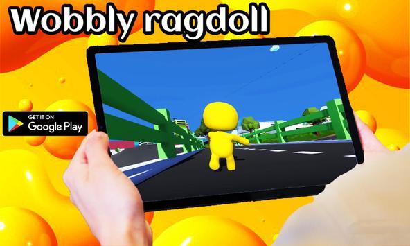 Wobbly life gameplay Ragdolls screenshot 2