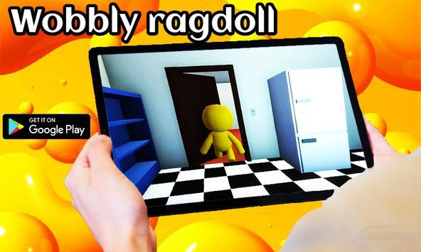 Wobbly life gameplay Ragdolls screenshot 4