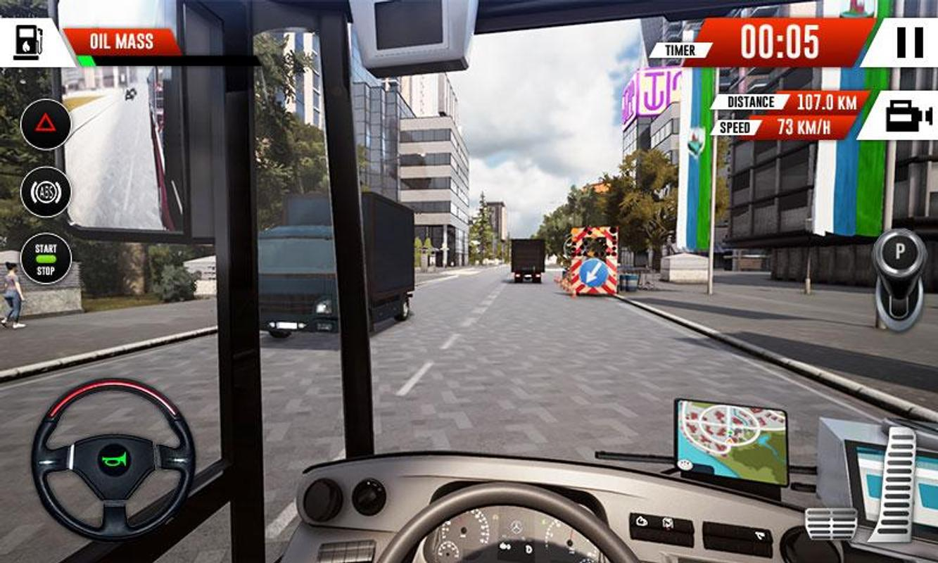 Bus Simulator 2019 Real Driving Game For Android Apk Download
