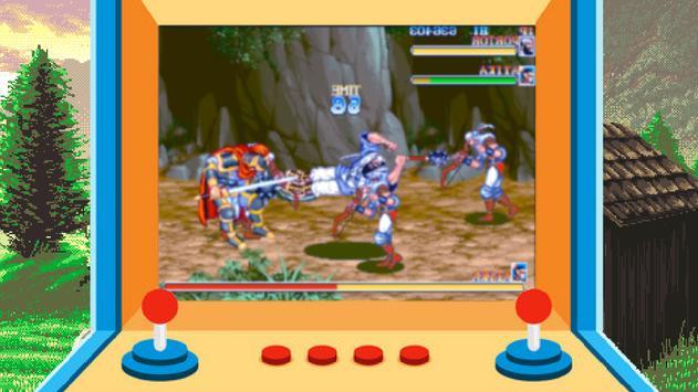 Arcade Kingdom Fighter poster