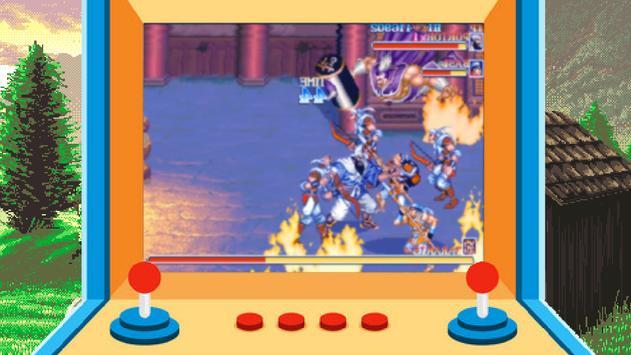 Arcade Kingdom Fighter screenshot 1