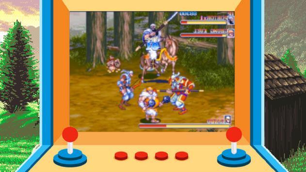 Arcade Kingdom Fighter screenshot 2