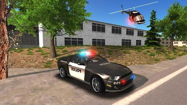 Police Car Offroad Driving screenshot 1