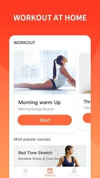 Workout for women screenshot 2