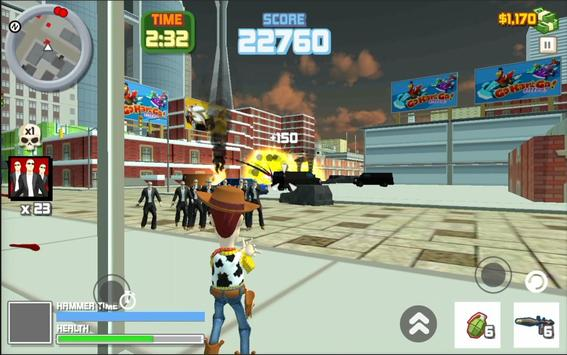 Toy Woody Story : Action Game screenshot 7