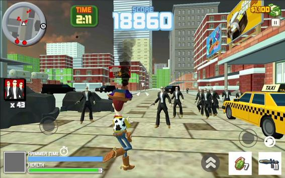 Toy Woody Story : Action Game screenshot 10