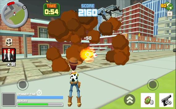 Toy Woody Story : Action Game screenshot 19