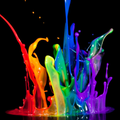 Paint Splash: Splatter Art, Draw, Color