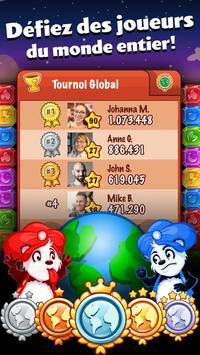 Diamond Dash, un jeu de séries de 3 et réflexion capture d'écran 3