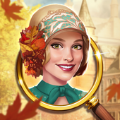 Pearl's Peril - Hidden Object Game आइकन