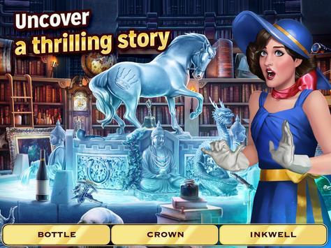 Pearl's Peril - Hidden Object Game screenshot 7