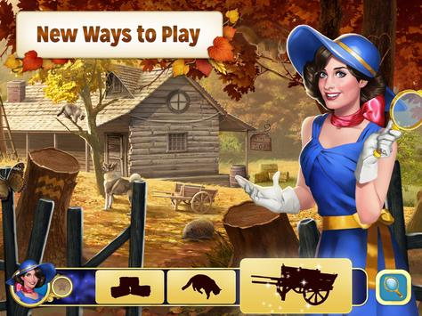 Pearl's Peril - Hidden Object Game स्क्रीनशॉट 10