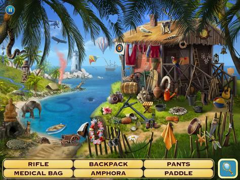 Pearl's Peril - Hidden Object Game screenshot 14
