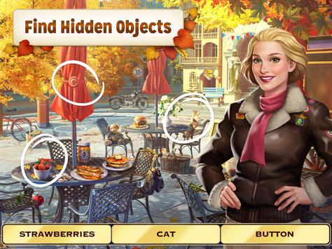 Pearl's Peril - Hidden Object Game स्क्रीनशॉट 14