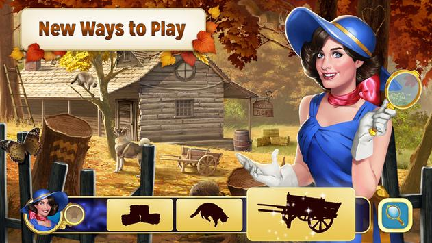 Pearl's Peril - Hidden Object Game स्क्रीनशॉट 3
