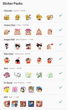 ZeroHart WhatsApp Sticker Collection 1 screenshot 2