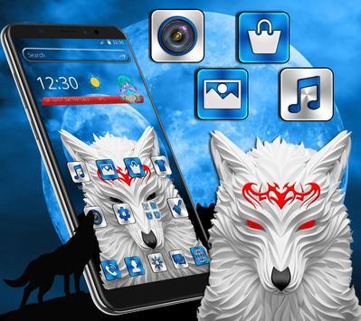 Wolf Moon Theme screenshot 4