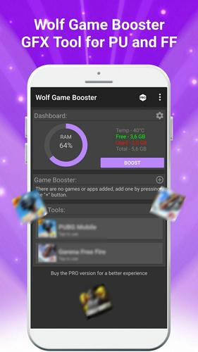 Download Wolf Game Booster Apk For Android
