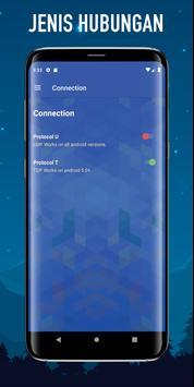 Wolf VPN Layanan Proxy VPN Gratis Tidak Terbatas screenshot 4