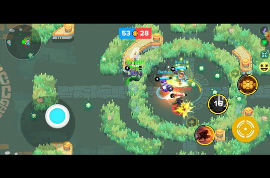 Heroes Strike Offline syot layar 14