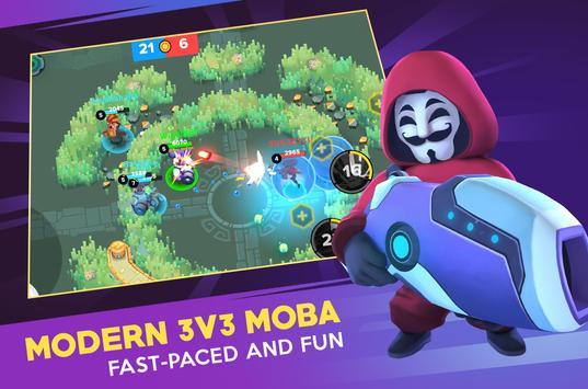 Heroes Strike Offline screenshot 1