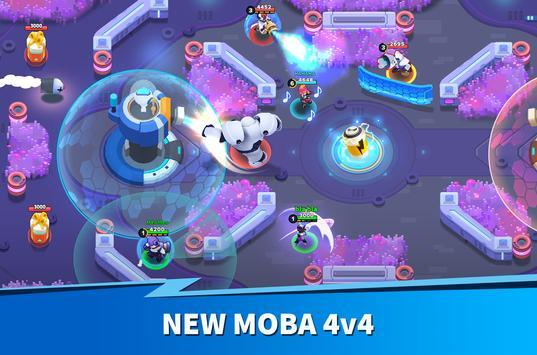 Heroes Strike screenshot 1
