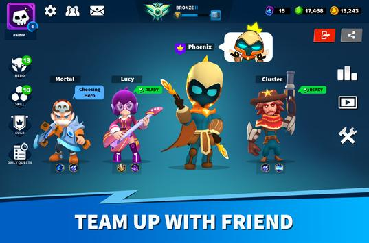 Heroes Strike screenshot 2