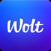 Wolt आइकन