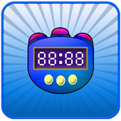 Stopwatch 3 in 1 icon