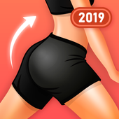 Women workout - 30 day fitness app for weight loss icon