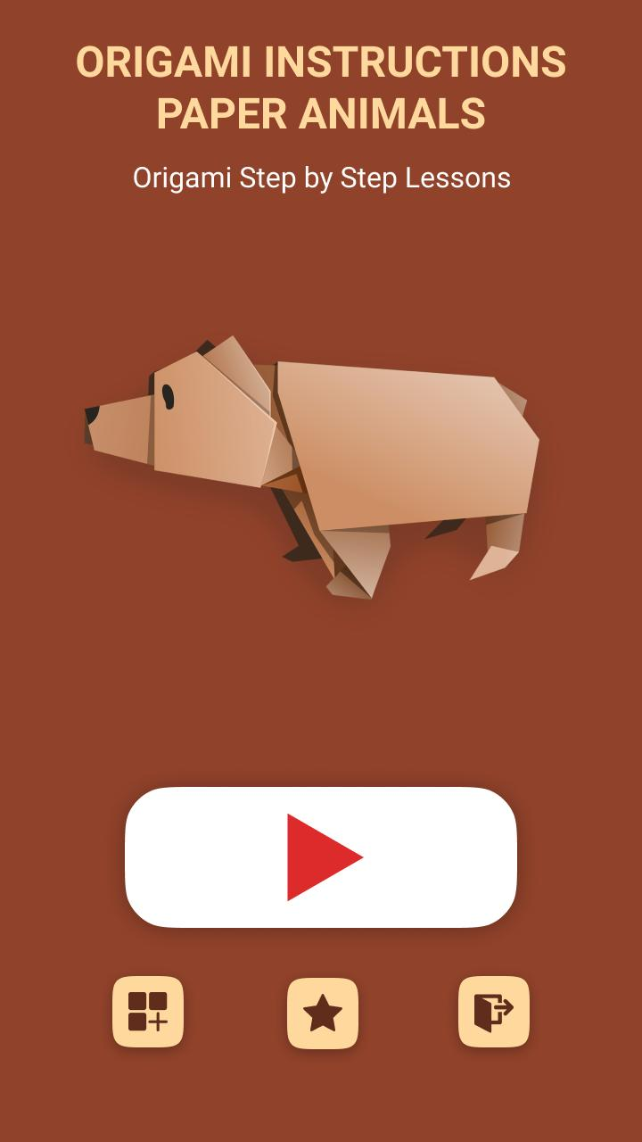 Easy Origami Paper Animals - Simple Instructions | 1280x720