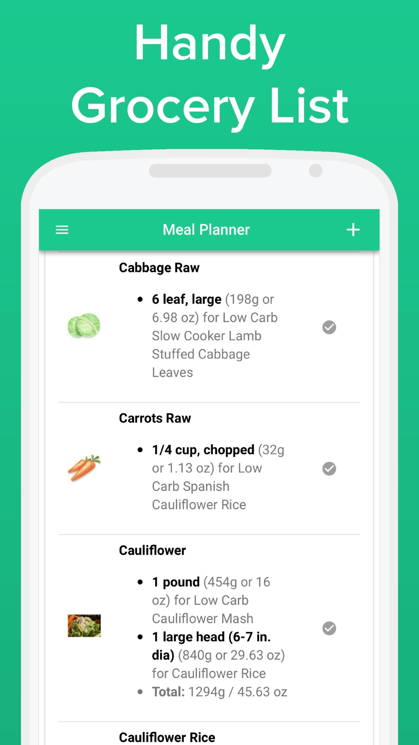 Carb Manager for Android - APK Download