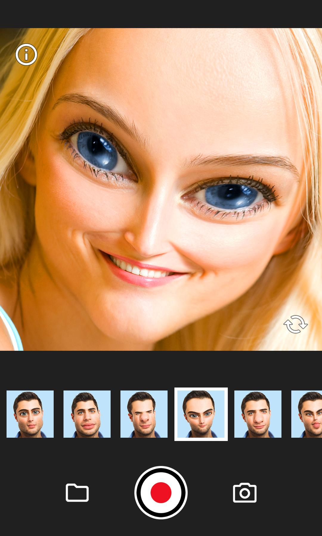 Face Warp app for Android download 2019