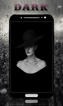 Black Wallpapers For Deep Girls   AMOLED Full HD screenshot 5