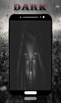 Black Wallpapers For Deep Girls   AMOLED Full HD poster