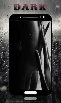 Black Wallpapers For Deep Girls   AMOLED Full HD screenshot 2
