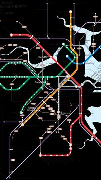 Boston Subway Map Poster.Boston Subway Map For Android Apk Download