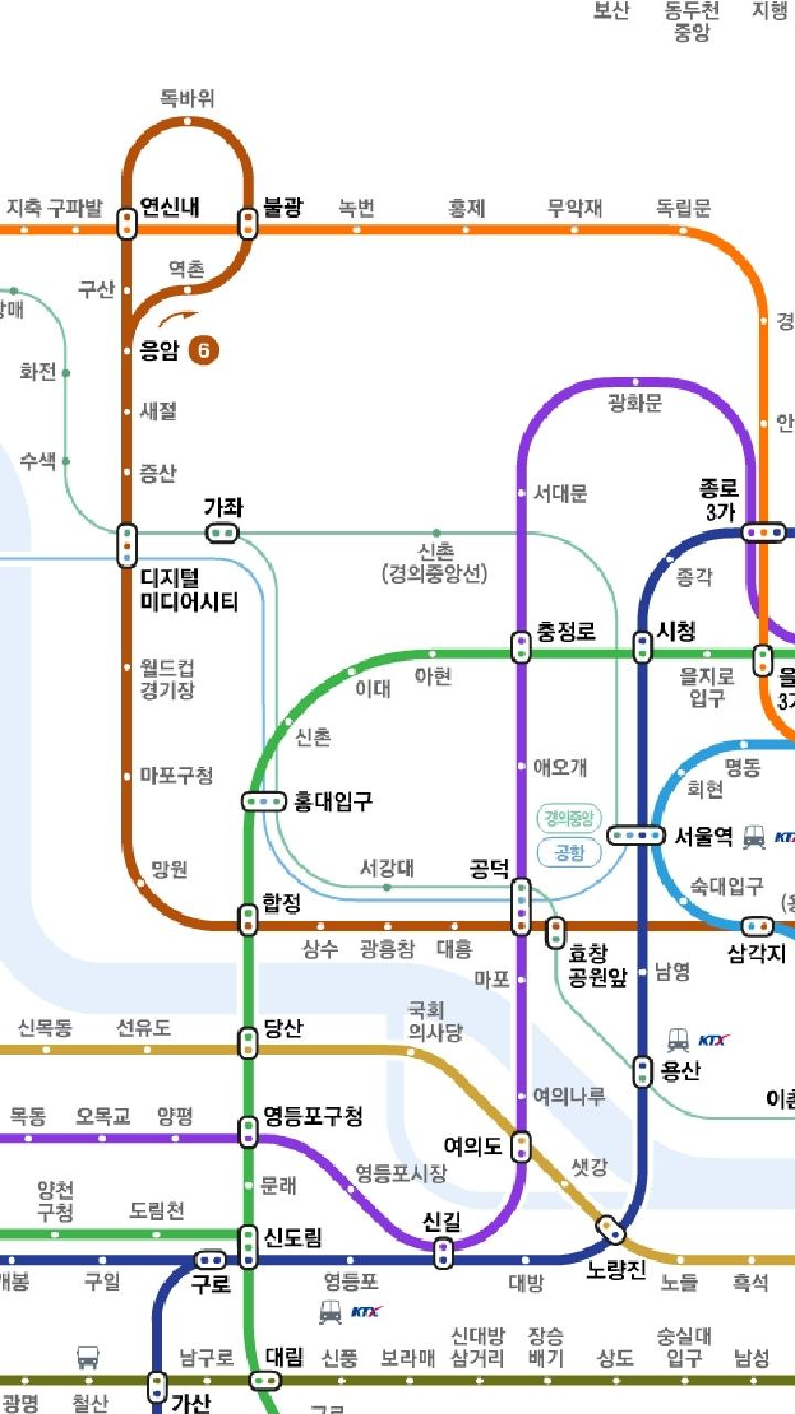 Eoul Subway Map.Seoul Subway Map For Android Apk Download