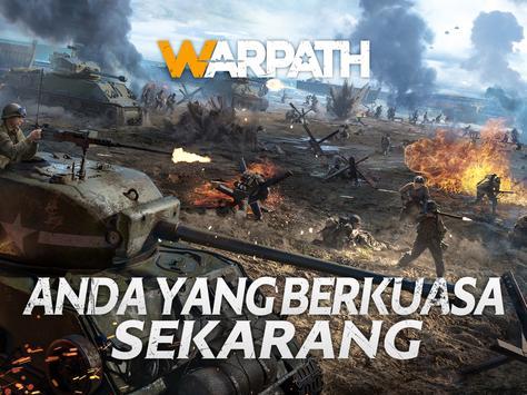 Warpath syot layar 8
