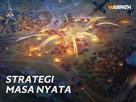 Warpath syot layar 9
