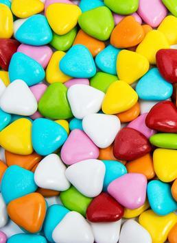 Candy Wallpaper screenshot 1