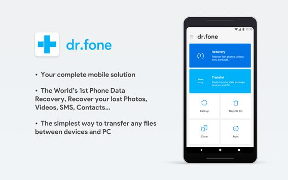 dr.fone poster